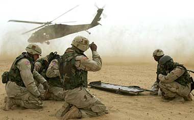 reseña historica del militar