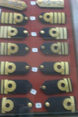 rangos militares